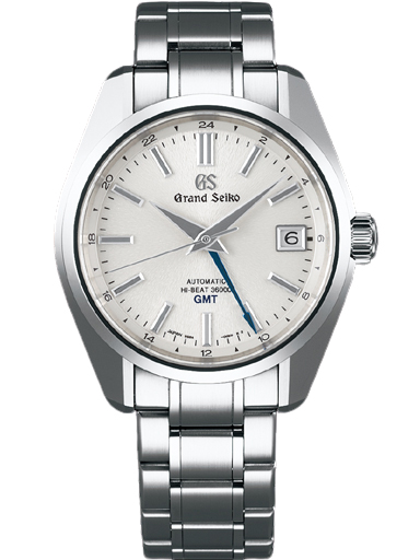 Grand Seiko Heritage Men Date Automatic White Dial Watch-SBGJ201G