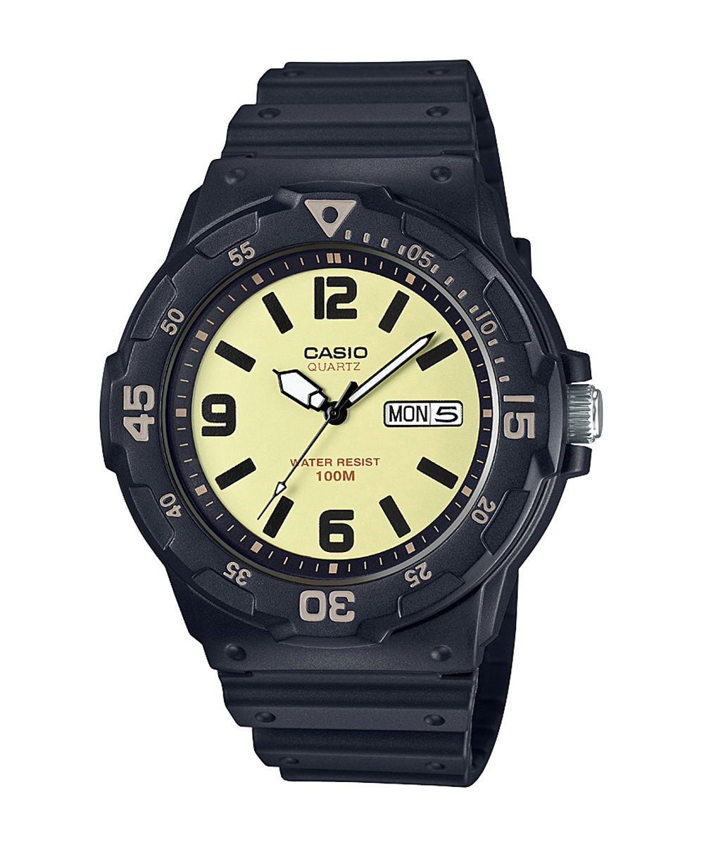 A1185 MRW-200H-5BVDF YOUTH ANALOG WATCH-A1185