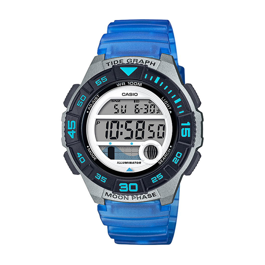 A1720 LWS-1100H-2AVDF YOUTH DIGITAL WATCH-A1720
