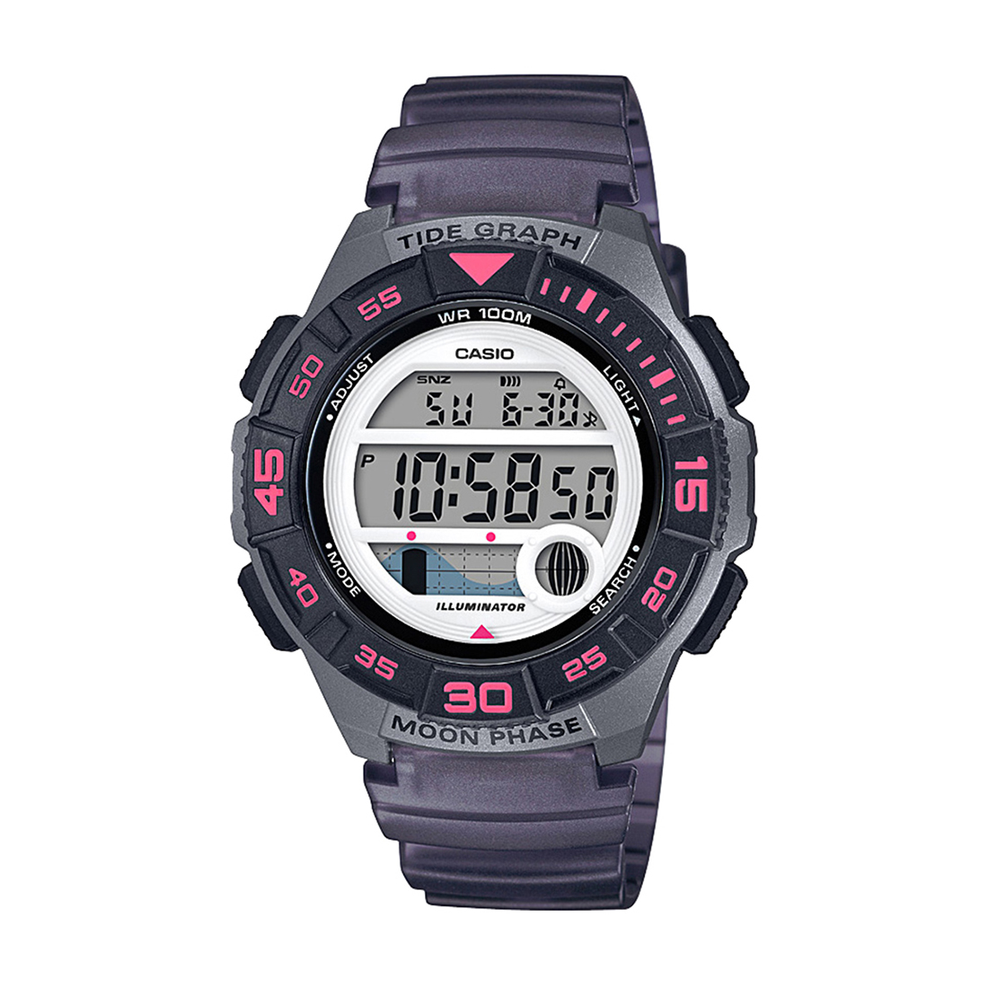 A1721 LWS-1100H-8AVDF YOUTH DIGITAL WATCH-A1721