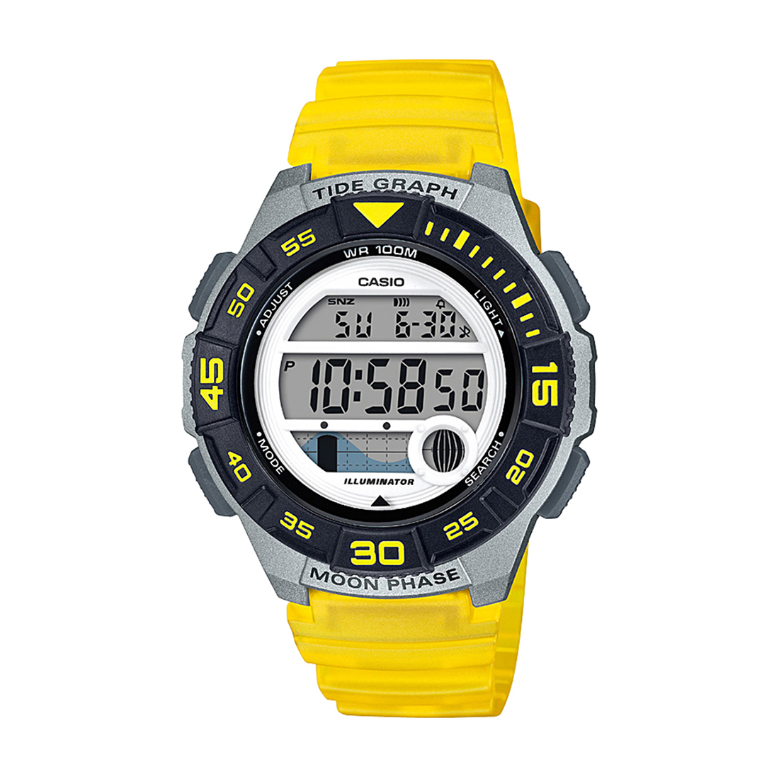 A1722 LWS-1100H-9AVDF YOUTH DIGITAL WATCH-A1722