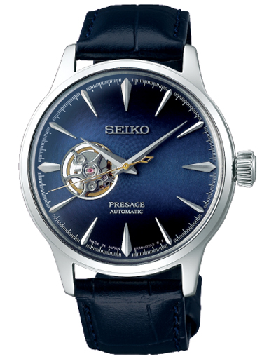 Seiko Presage Automatic Blue Dial Men's Watch SSA405J1-SSA405J1