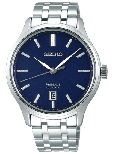 Seiko Presage Automatic Blue Dial Men's Watch SRPD41J1-SRPD41J1