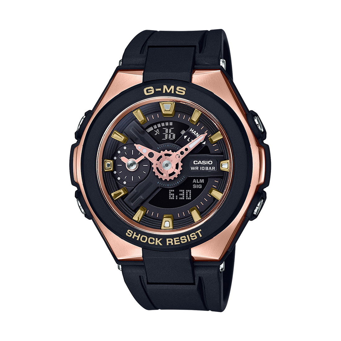 bx108 msg-400g-1a1dr baby-g watch-BX108