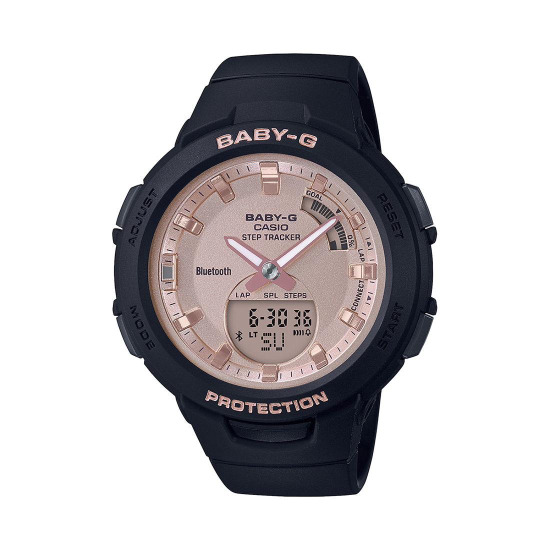 BX163 BSA-B100MF-1ADR BABY-G WATCH-BX163