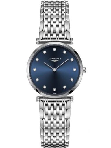 Longines La Grande Classique De Quartz 29 mm Ladies Watch-L4.512.4.97.6