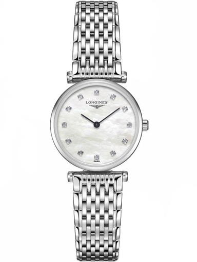 longines la grande classique quartz 24 mm ladies watch l42094876-L4.209.4.87.6