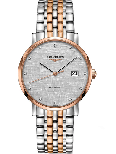 Longines Elegant Automatic 39 mm Men's Watch L49105777-L4.910.5.77.7