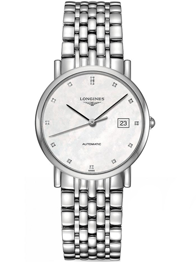 the longines elegant collection for women-L4.809.4.87.6