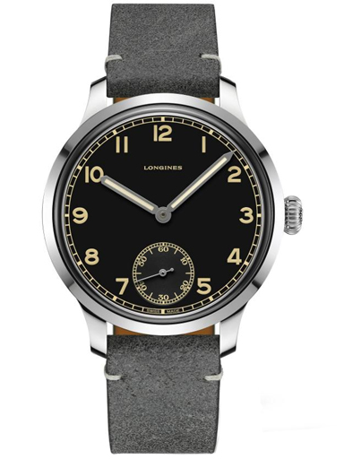 longines heritage military limited edition mens watch-L2.826.4.53.2
