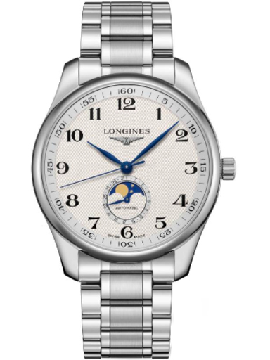longines master collection automatic watch for men's-L2.919.4.78.6