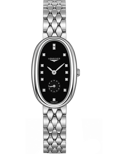 longines symphonette quartz 21.9 mm ladies watch-L2.306.4.57.6