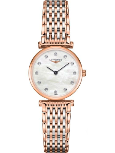 Longines La Grande Classique Mother of Pearl Dial Ladies Watch-L4.209.1.97.7