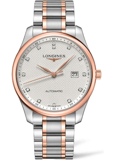 longines master collection men's automatic 42 mm watch-L2.893.5.77.7