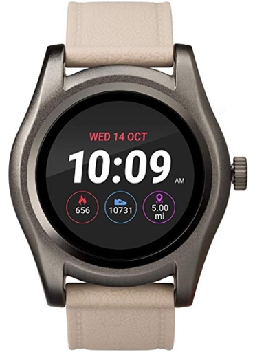 timex iconnect unisex smart watch round dial tw5m31900-TW5M31900