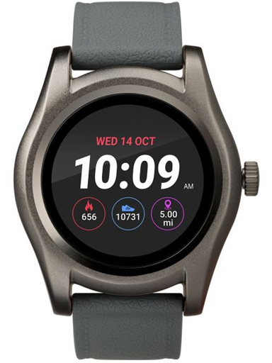 Timex iConnect Round Dial Unisex Smart Watch TW5M31600-TW5M31600
