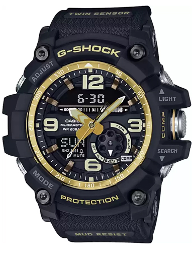 casio g-shock gg-1000gb-1adr (g683) mud master men's watch-G683