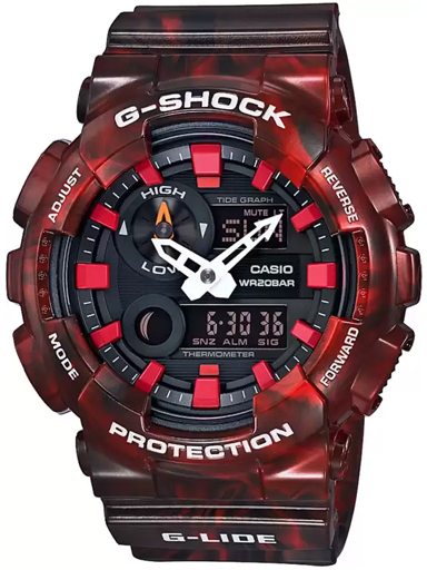 Casio G-Shock GAX-100MB-4ADR (G681) G-Lide Men's Watch-G681