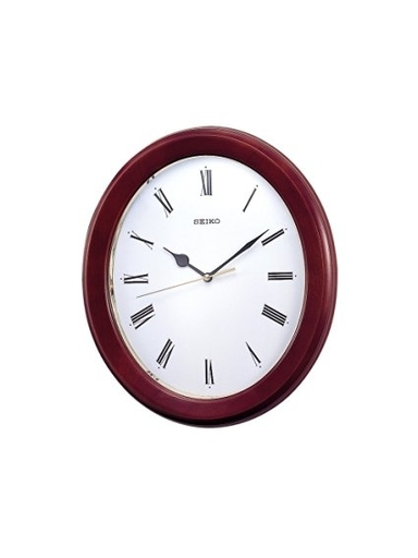 Seiko Wall Clock Brown QXA147BN-QXA147BN