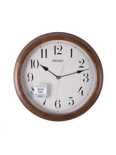 Seiko Wall Clock Brown QXA153BN-QXA153BN