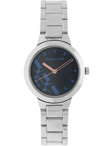 Fastrack Analog Blue Dial Women's Watch-NM6150SM03