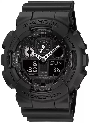 casio g-shock analog-digital men's watch g270 ga-100-1a1dr-G270