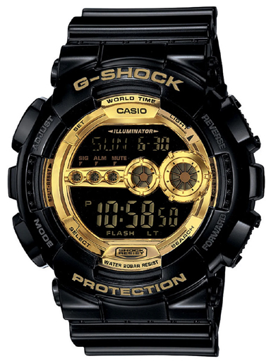 G340 GD-100GB-1DR Casio G-Shock Special Edition Men's Watch-G340