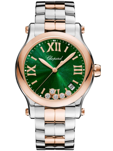 chopard happy sport quartz 36 mm watch-278582-6006