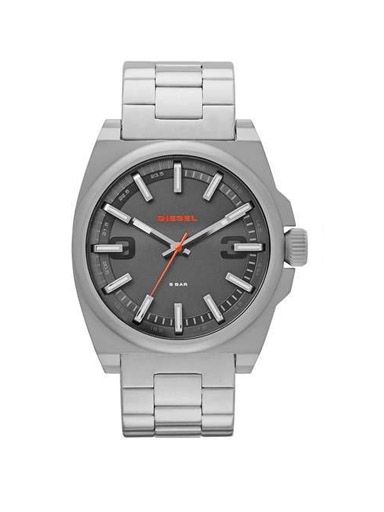 Diesel SC2 Three-Hand Stainless Steel Men's watch-DZ1614