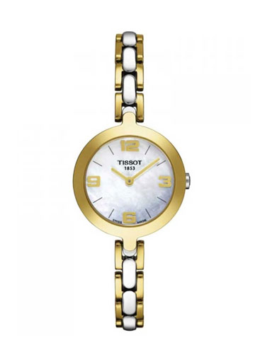 Tissot T-Flamingo MOP Dial Women's Watch-T0032092211700