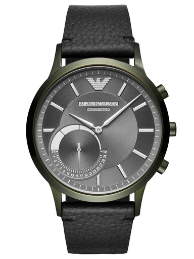 Emporio Armani Connected Mens Hybrid Smartwatch-ART3021