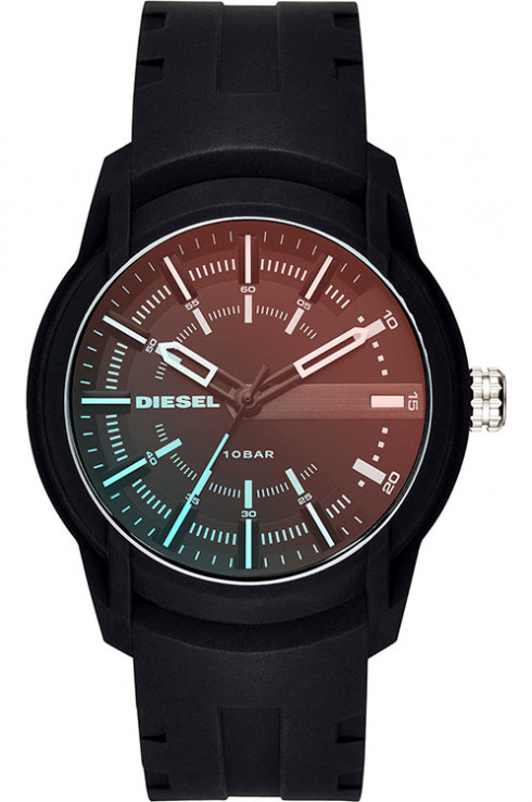 DIESEL Armbar Black Ombre Dial Men's Watch DZ1819-DZ1819