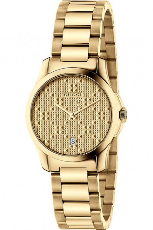 LADIES GUCCI G-TIMELESS WATCH YA126553-YA126553