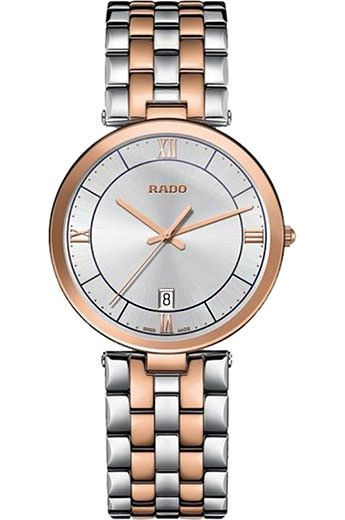 Rado Florence Quartz Silver Dial Watch for Men-R48869103