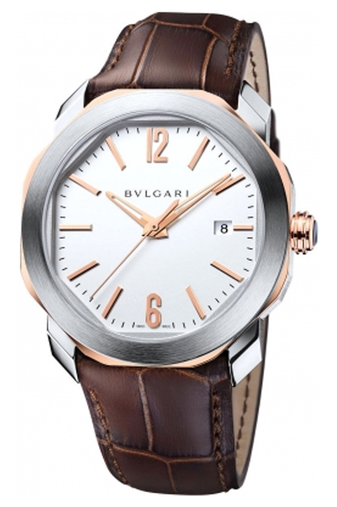 bulgari octo roma 102703 mens watch-102703