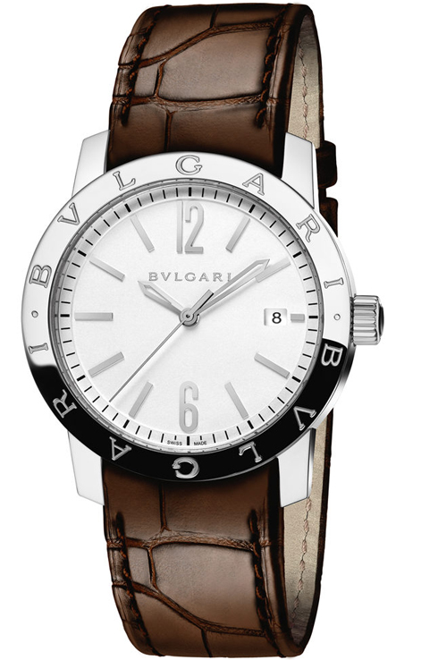 bvlgari solotempo 10211 automatic mens watch-102111