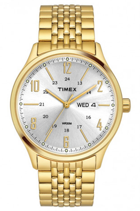 timex tw0tg6502 classics watch for men-TW0TG6502