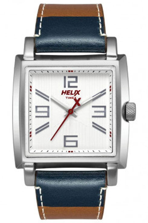 Helix TW026HG05 Silver Dial Men's Watch-TW026HG05