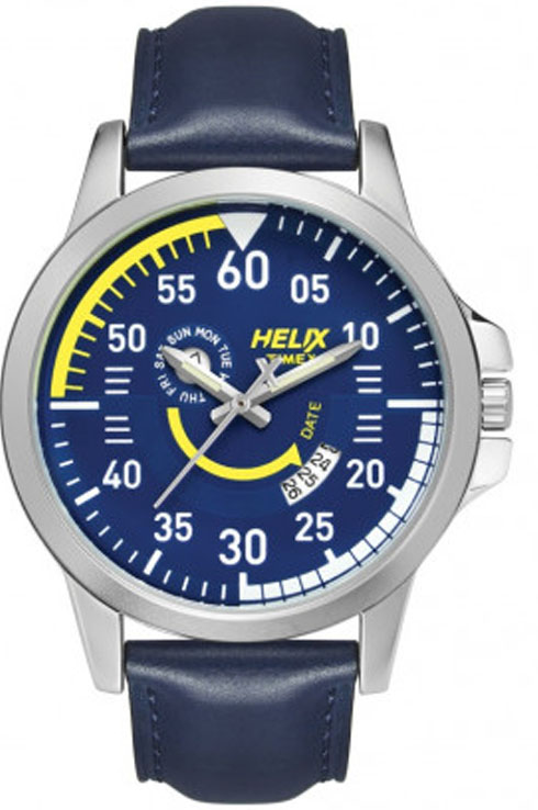 Timex TW023HG12 Blue Dial Men's Watch-TW023HG12