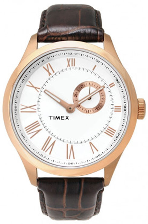 Timex TWEG14604 Silver Dial Men's Watch-TWEG14604