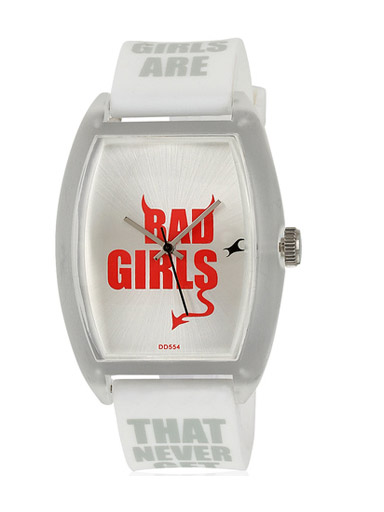 Fastrack Tees Analog Silver Dial Children's Watch-9947PP04