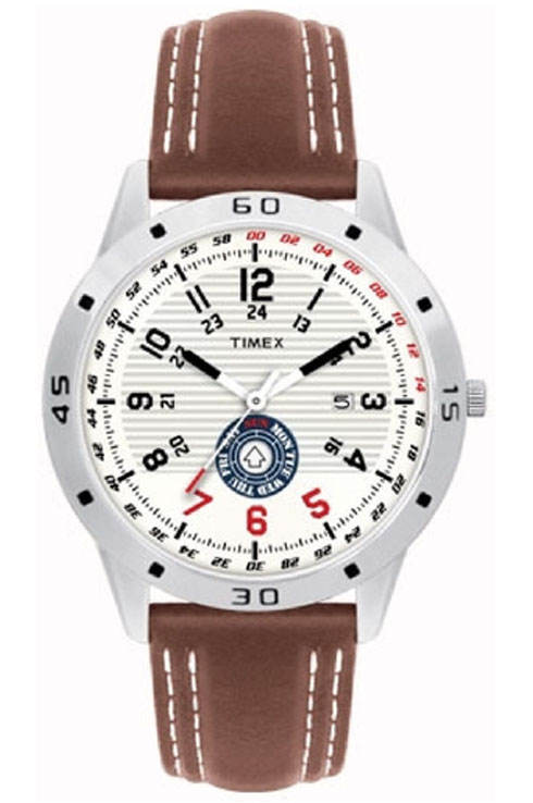 timex fashion silver dial men watch ti000u90000-TI000U90000