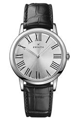 Zenith 03.2290.679/11.C493 Elite Watch For Men's-03.2290.679/11.C493