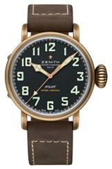 Zenith Pilot Montre D'aeronef Type 20 Automatic Men's Watch-29.2430.679/21.C753