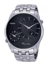 Citizen Black Analog Dial Men's Watch-AO3000-50E