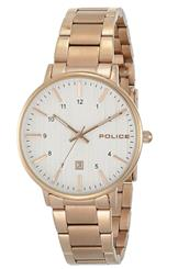 Police Analog White Dial Men's Watch PL15303BSR01M-PL15303BSR01M