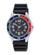 Q&Q Regular Analog Black Dial Men's Watch-A172-305Y