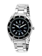 Q&Q Regular Analog Black Dial Watch For Men-A434N202Y