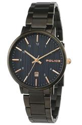 Police Analog Blue Dial Men's Watch PL15303BSB03M-PL15303BSB03M