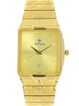Titan NK9153YM03 Karishma Analog Watch for Men-NK9153YM03